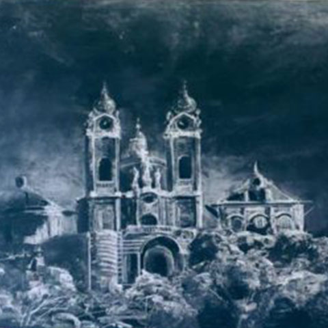 宮部みゆき著『過ぎ去りし王国の城』(KADOKAWA) 装画